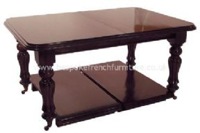 Victorian Rectangular Dining Table 260cm long